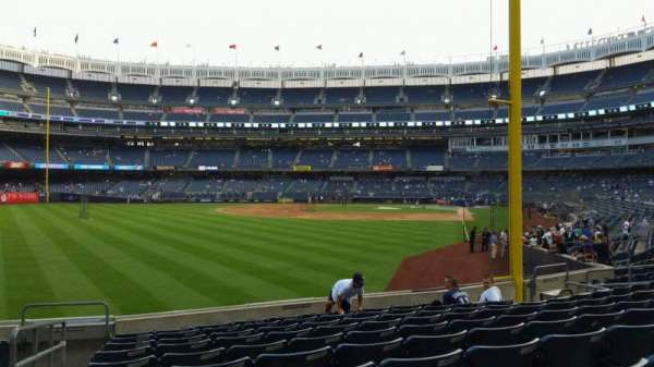 Yankee Stadium, section: 132, row: 10, seat: 20