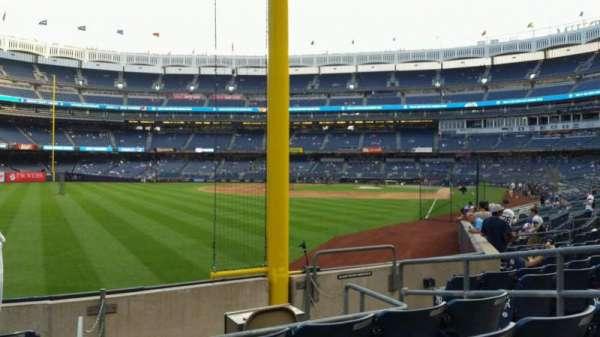 Yankee Stadium, section: 132, row: 6, seat: 6