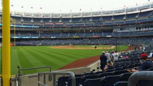 Yankee Stadium, section: 132, row: 6, seat: 1