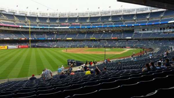 Yankee Stadium, section: 131, row: 23, seat: 19