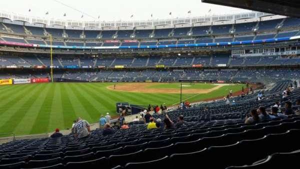 Yankee Stadium, section: 131, row: 23, seat: 19