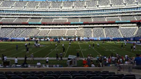 MetLife Stadium, section: 137, row: 15, seat: 13
