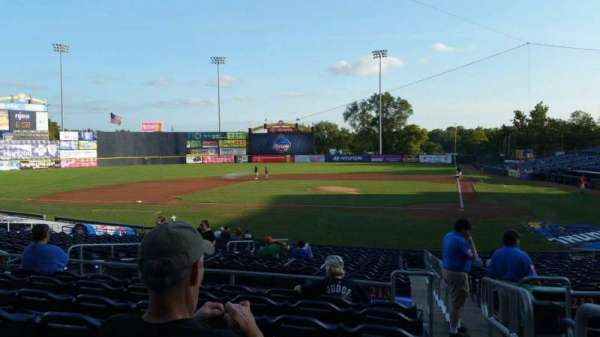 Arm & Hammer Park, section: 213, row: R, seat: 1