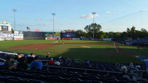 Arm & Hammer Park, section: 213, row: R, seat: 4