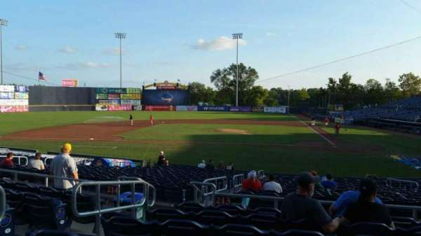 Arm & Hammer Park, section: 213, row: R, seat: 12