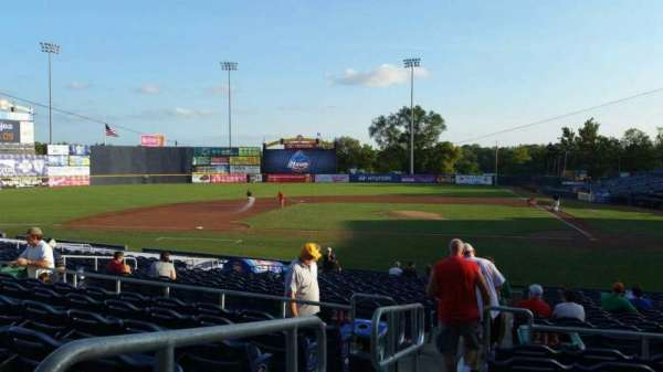 Arm & Hammer Park, section: 213, row: R, seat: 15