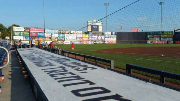 Arm & Hammer Park, section: 117, row: C, seat: 4