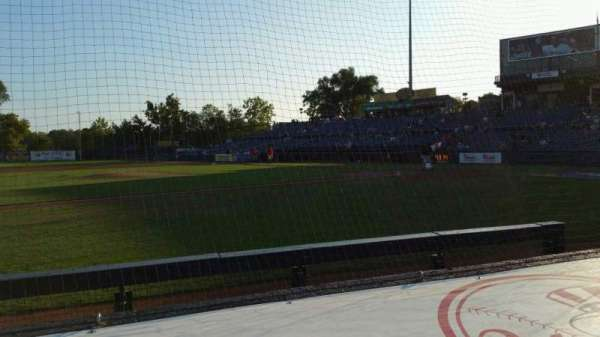 Arm & Hammer Park, section: 117, row: C, seat: 8