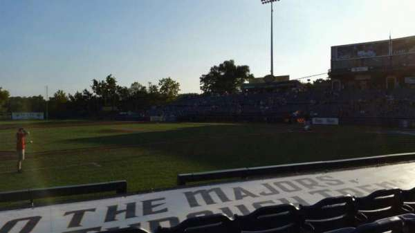 Arm & Hammer Park, section: 118, row: F, seat: 8