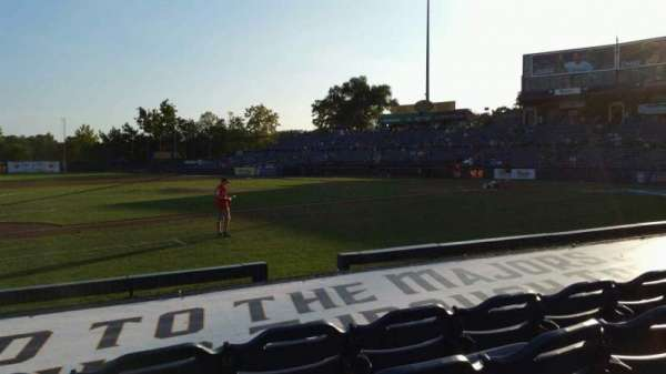 Arm & Hammer Park, section: 118, row: F, seat: 10