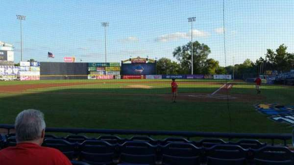 Arm & Hammer Park, section: 114, row: D, seat: 4