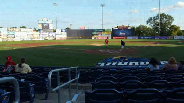Arm & Hammer Park, section: 112, row: G, seat: 10