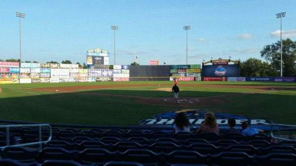 Arm & Hammer Park, section: 112, row: G, seat: 6