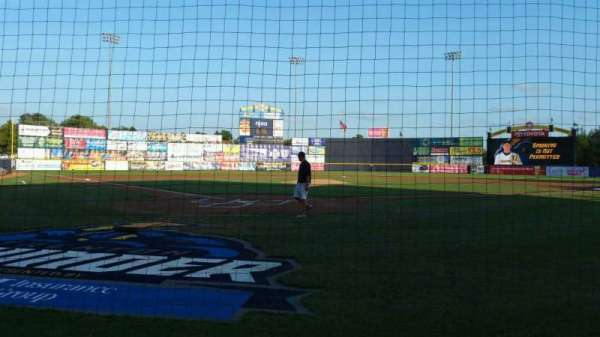 Arm & Hammer Park, section: 111, row: BB, seat: 9