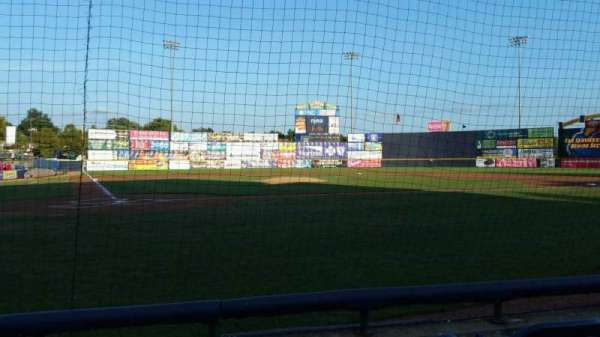 Arm & Hammer Park, section: 109, row: A, seat: 4