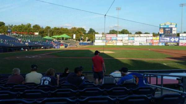 Arm & Hammer Park, section: 107, row: K, seat: 11