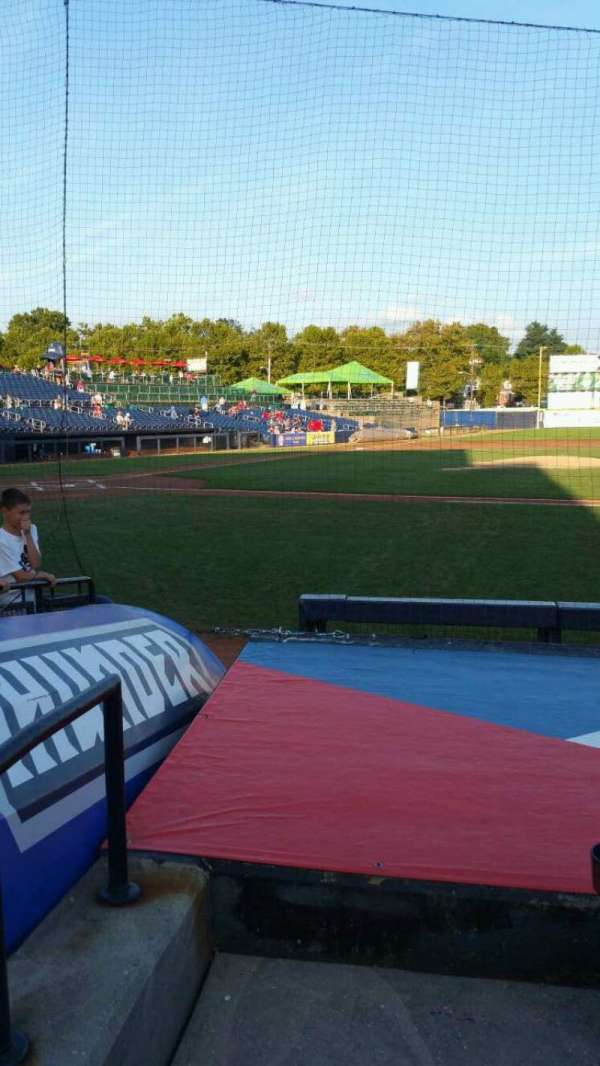 Arm & Hammer Park, section: 106, row: E, seat: 2