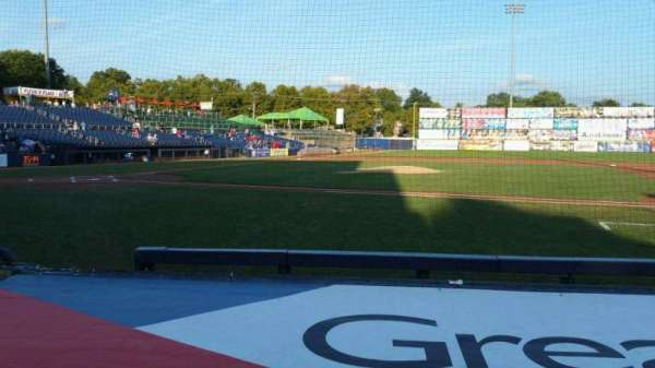 Arm & Hammer Park, section: 106, row: E, seat: 5