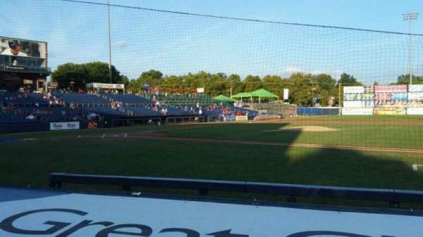 Arm & Hammer Park, section: 106, row: E, seat: 10