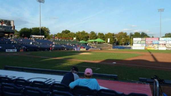 Arm & Hammer Park, section: 104, row: G, seat: 10
