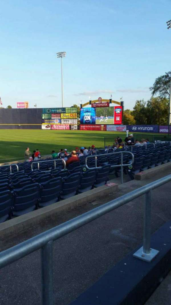 Arm & Hammer Park, section: 202, row: L, seat: 1