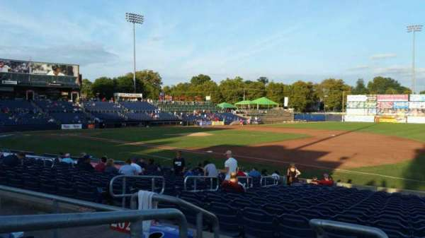 Arm & Hammer Park, section: 201, row: N, seat: 1
