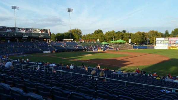 Arm & Hammer Park, section: 201, row: T, seat: 17