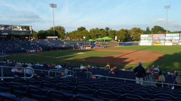 Arm & Hammer Park, section: 201, row: T, seat: 8