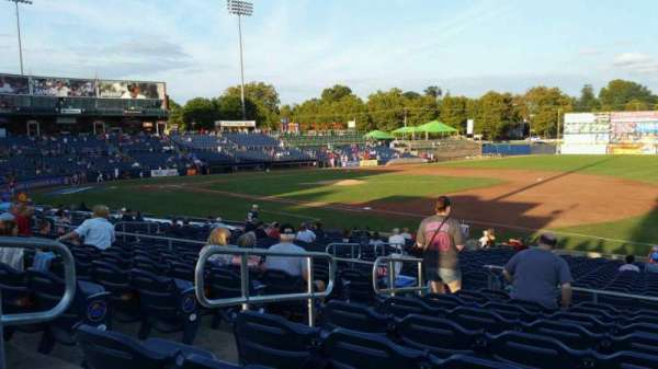 Arm & Hammer Park, section: 201, row: T, seat: 4