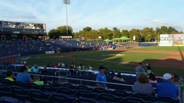 Arm & Hammer Park, section: 203, row: Q, seat: 17