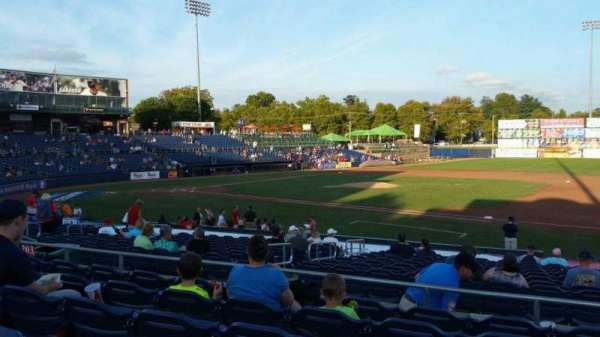 Arm & Hammer Park, section: 203, row: Q, seat: 13