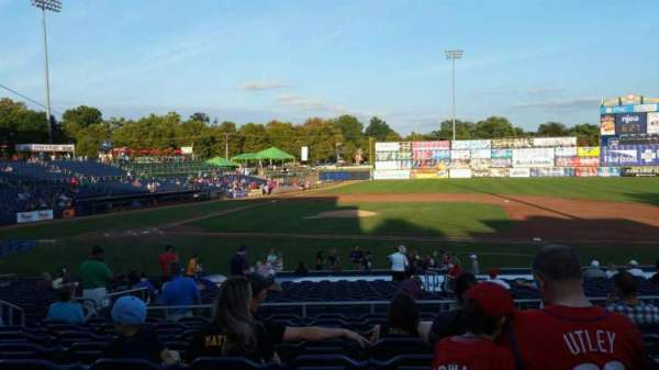Arm & Hammer Park, section: 204, row: T, seat: 7
