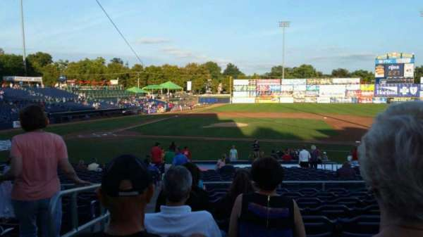 Arm & Hammer Park, section: 204, row: T, seat: 1