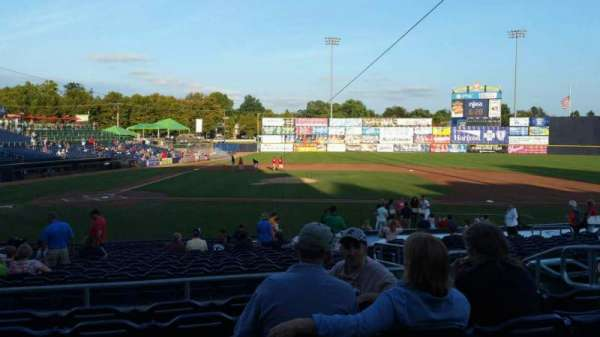 Arm & Hammer Park, section: 205, row: Q, seat: 10