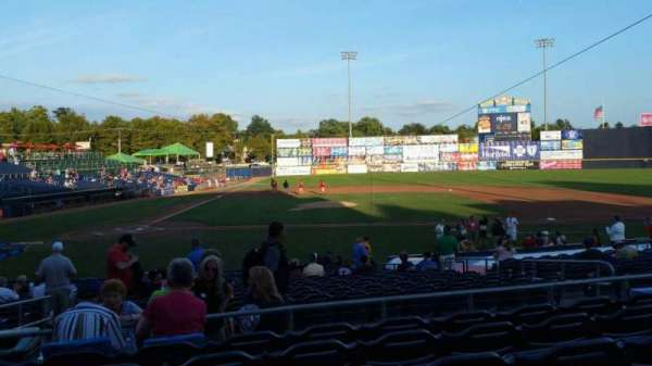 Arm & Hammer Park, section: 205, row: Q, seat: 5