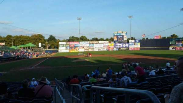 Arm & Hammer Park, section: 206, row: R, seat: 15