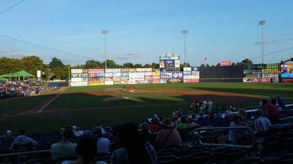 Arm & Hammer Park, section: 206, row: R, seat: 10
