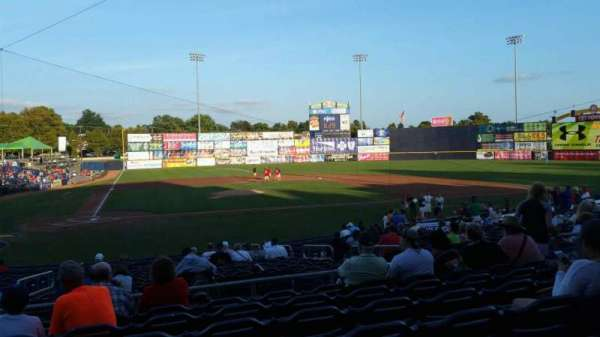 Arm & Hammer Park, section: 206, row: R, seat: 5