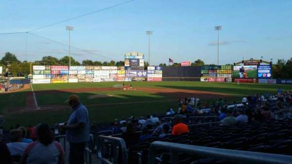 Arm & Hammer Park, section: 207, row: T, seat: 16