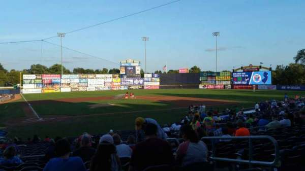 Arm & Hammer Park, section: 207, row: T, seat: 12