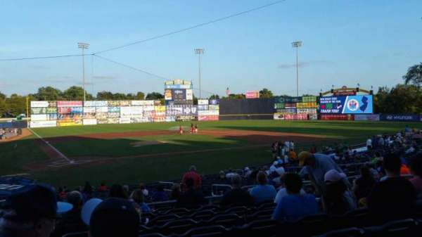 Arm & Hammer Park, section: 207, row: T, seat: 8