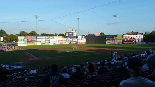 Arm & Hammer Park, section: 207, row: T, seat: 5