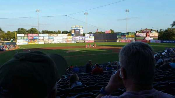 Arm & Hammer Park, section: 207, row: T, seat: 1