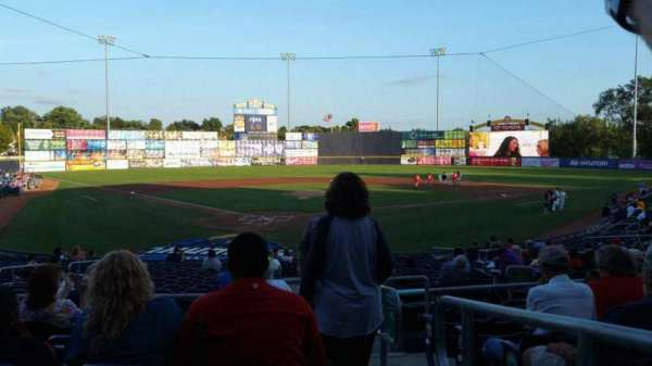 Arm & Hammer Park, section: 209, row: R, seat: 15