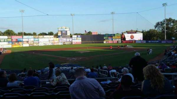Arm & Hammer Park, section: 209, row: R, seat: 11