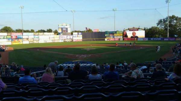 Arm & Hammer Park, section: 209, row: R, seat: 6
