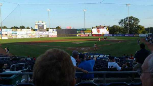 Arm & Hammer Park, section: 210, row: O, seat: 9