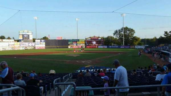 Arm & Hammer Park, section: 210, row: O, seat: 14