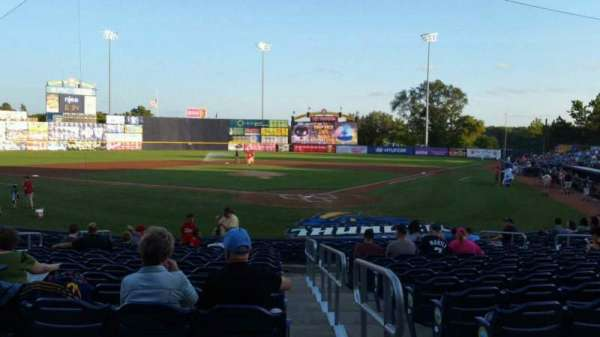Arm & Hammer Park, section: 211, row: L, seat: 1