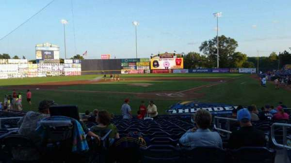 Arm & Hammer Park, section: 211, row: L, seat: 4